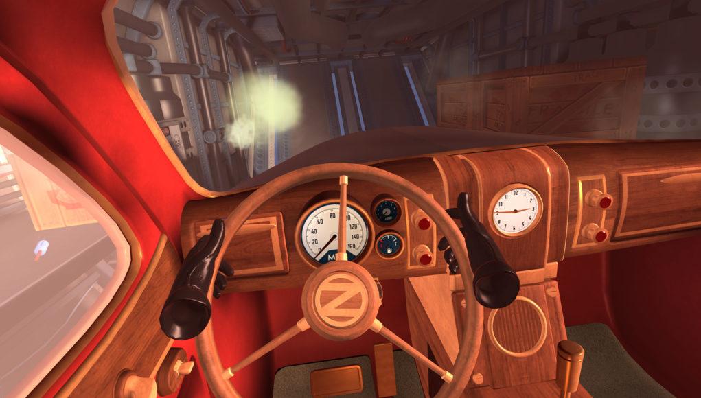 Screenshot einer Spielszene aus I Expect You To Die