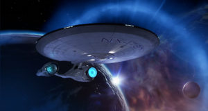 Die U.S.S. Aegis aus Star Trek: Bridge Crew