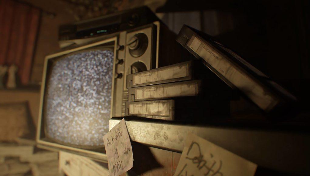 Screenshot aus Resident Evil 7