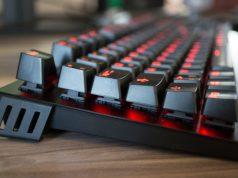 Foto der Tastatur LC-Key-Mech-1