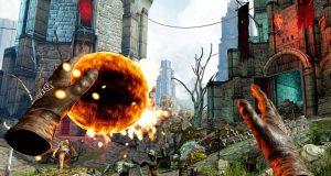 Screenshot aus The Wizards