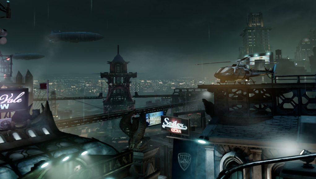 Batman: Arkham VR Screenshot