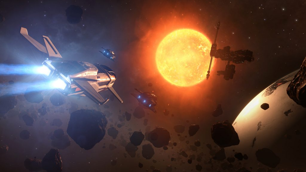 Screenshot aus Elite Dangerous