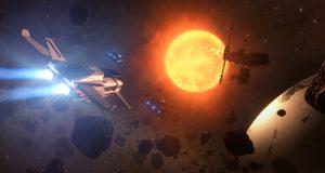 Screenshot aus Elite Dangerous
