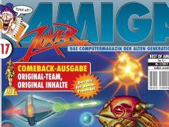 Vorab-Cover der Amiga Joker Comeback-Ausgabe