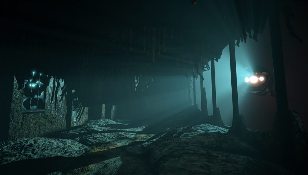 Screenshot Titanic VR