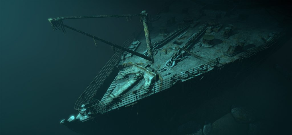 Titanic VR Screenshot