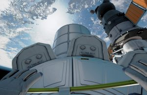 Screenshot Home - A VR Spacewalk