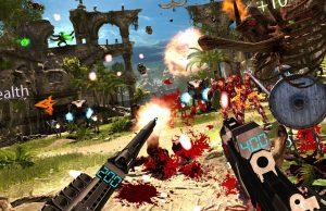 Screenshot Serious Sam VR: The Last Hope