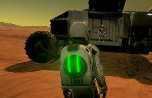 Screenshot Unearthing Mars