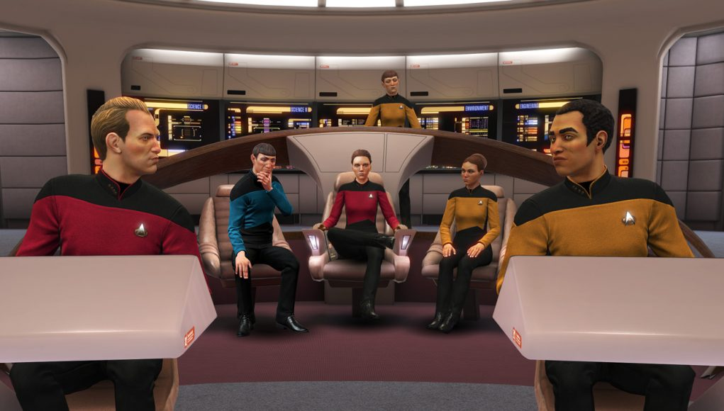 Star Trek: Bridge Crew TNG