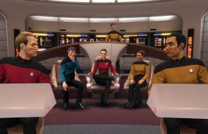 Star Trek: Bridge Crew TNG
