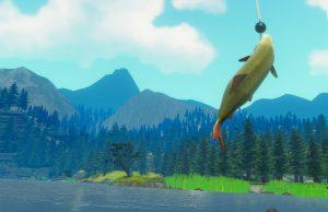 Catch & Release Screenshot
