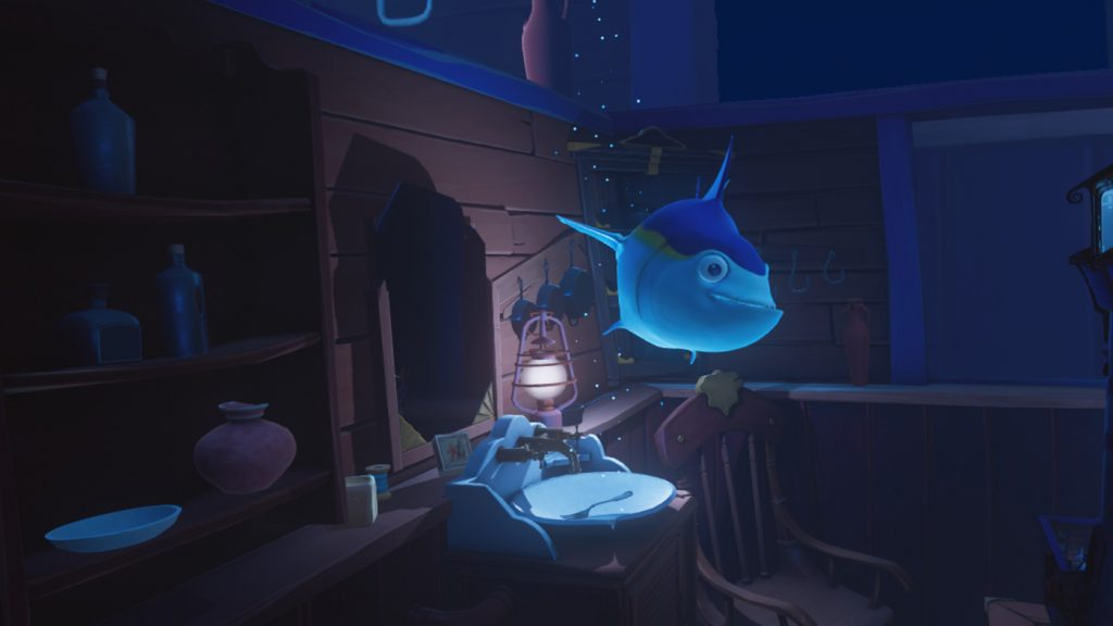A Fisherman's Tale Screenshot