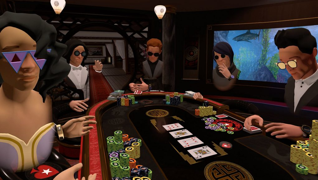 PokerStars VR Screenshot