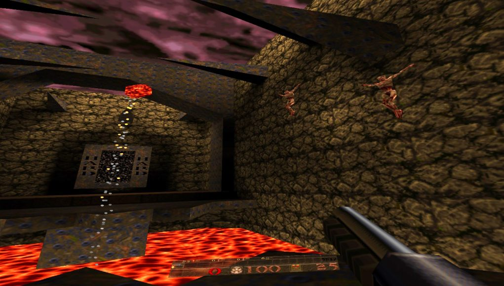 Quake VR Screenshot