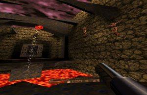 Quake VR Screenshot