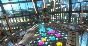 Rainbow Reactor Screenshot