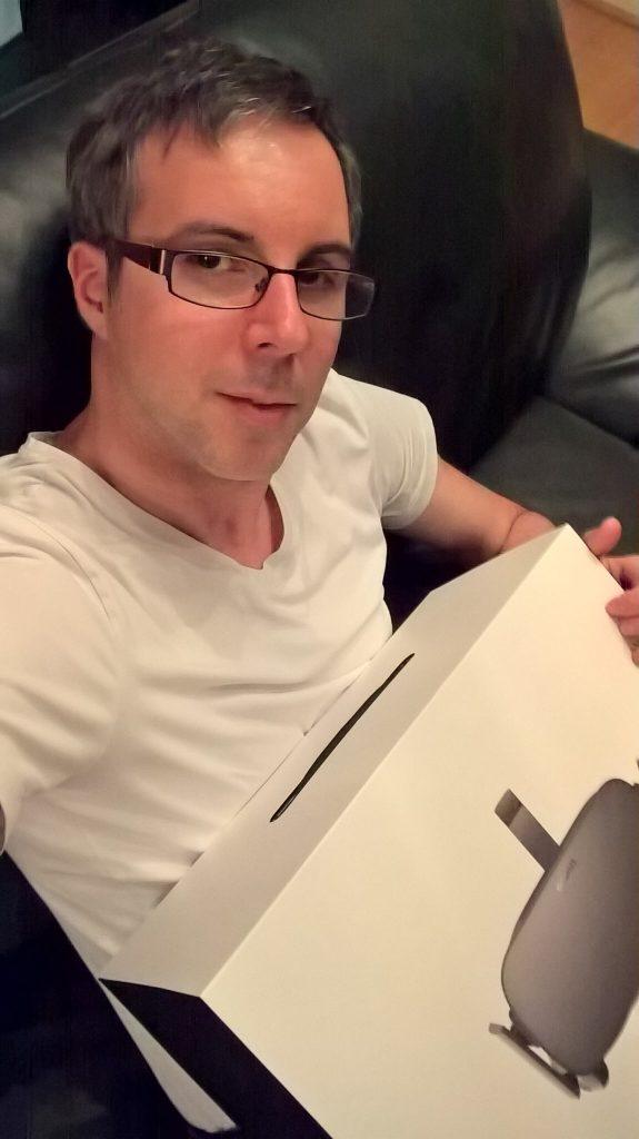 Manfreds Oculus Riftr
