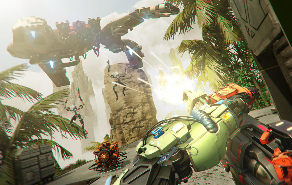 Stormland Screenshot