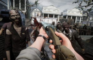 Walking Dead Saints Sinners Screenshot