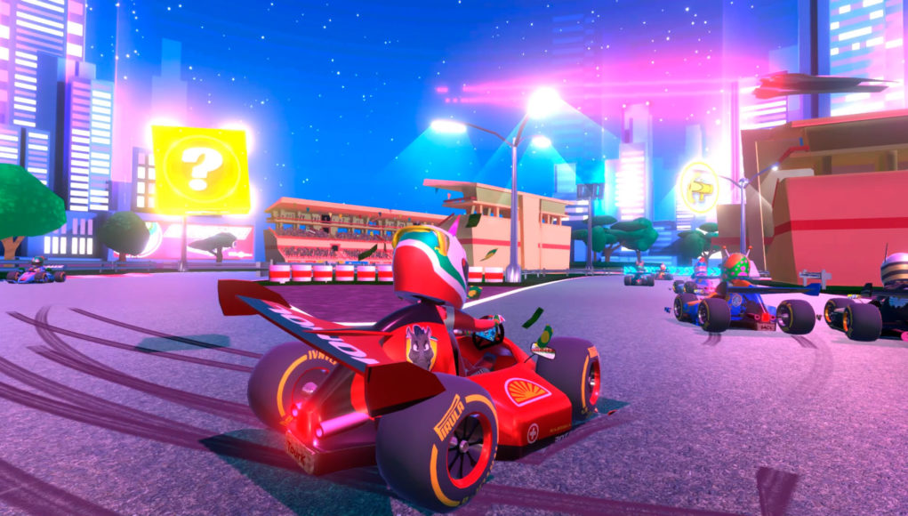 Touring Karts Screenshot