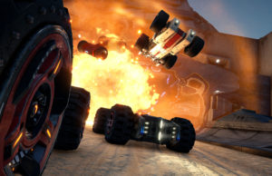 Grid Combat Racing Screenshot