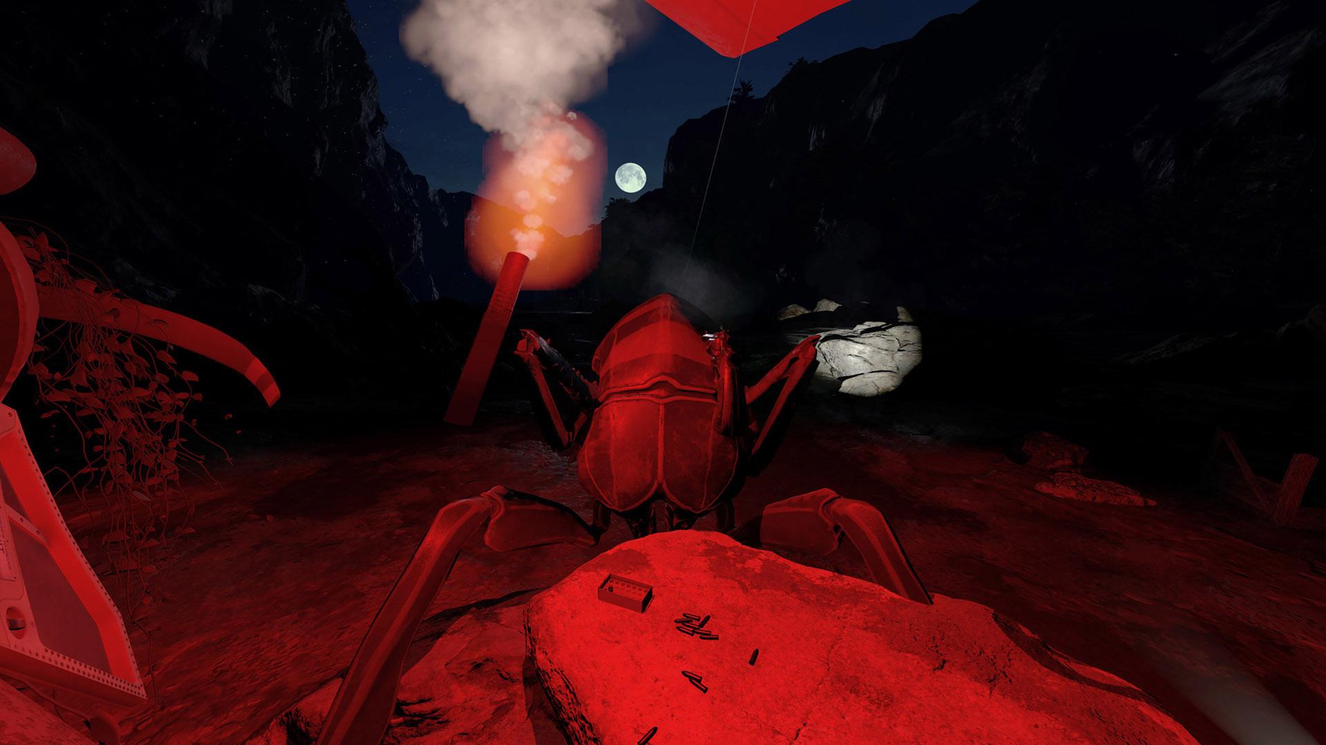 The Eastern Edge Nacht-Screenshot