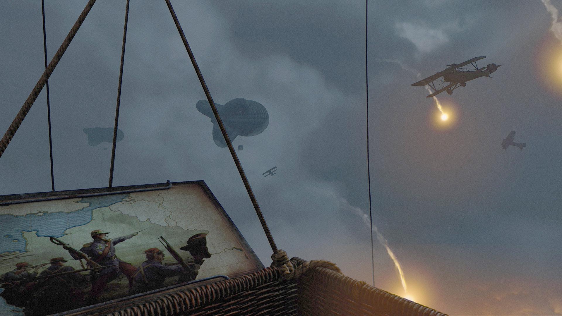 War Remains Screenshot